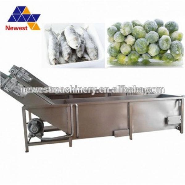 Best quality pork defrozen machine/meat unfreezing machine #5 image