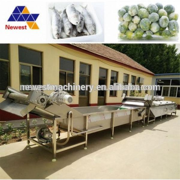 Hot sale frozen fish thawer/frozen food unfreezing machine/meat thawing machine #5 image
