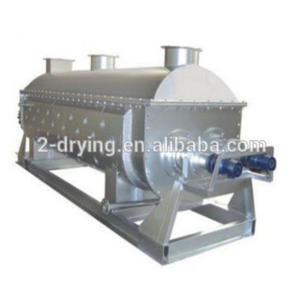 Paddle drying machine for waste,waste treatment machine paddle dryer,sludge drying machine #1 image