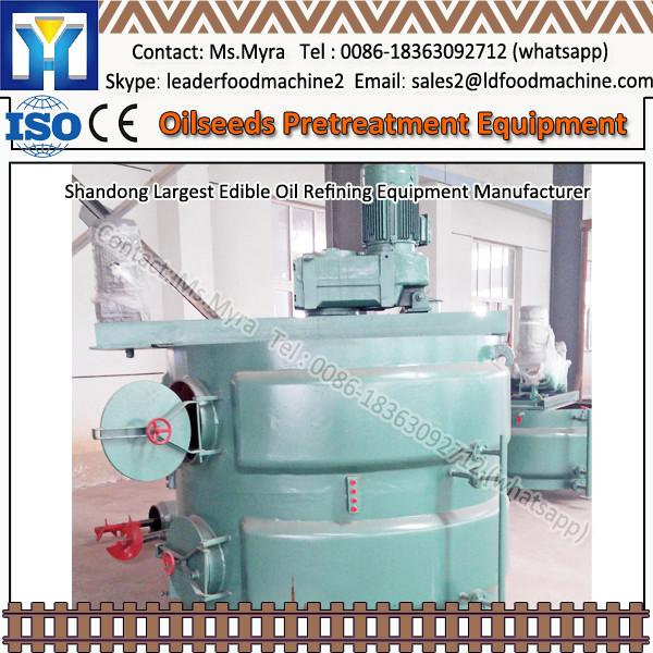 QI'E good manufacturer with experiences of crude palm oil/mini oil refinery machine #1 image