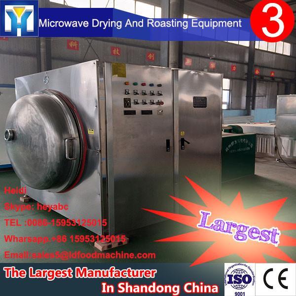 Moringa leaf microwave drying machine dryer dehydrator Exporter #1 image