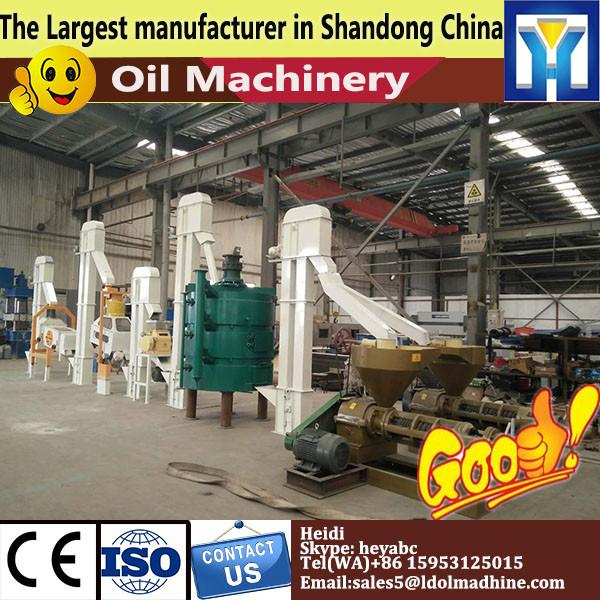 6LD-70 type screw press small cold sunflower Oil Press Machine with ISO #1 image