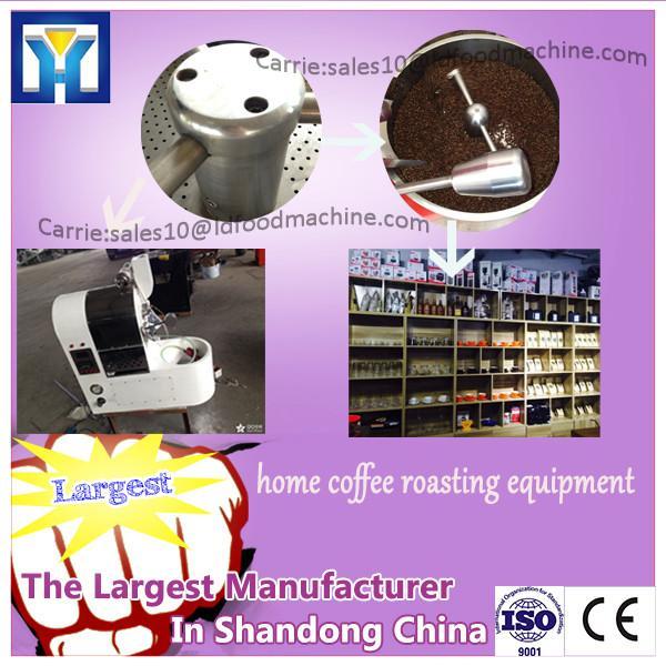 High Efficiency Stainless Steel Professional Peanut Roaster Energy Saving #1 image