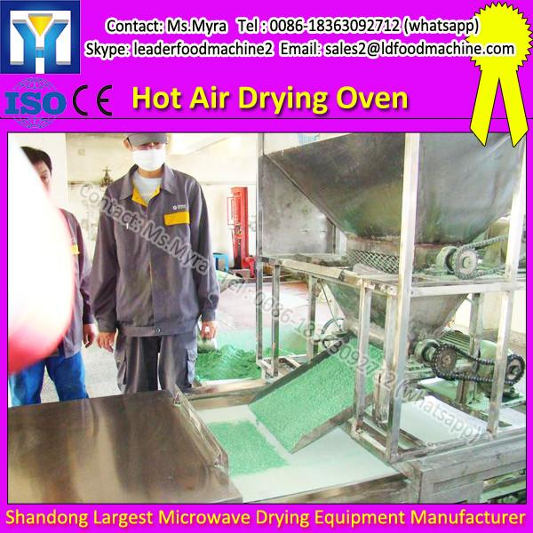 High quality industrial continuous vacuum belt dryer made in china #1 image