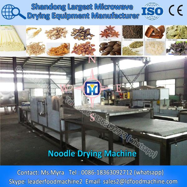 China drying equipment for pasta, noodle dehydrator room #1 image