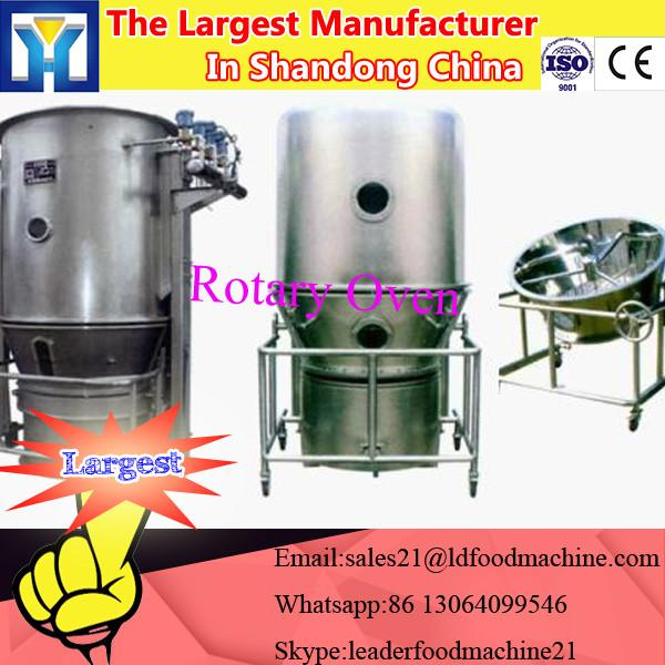 large size continuous microwave vacuum dryer for vegetable #1 image