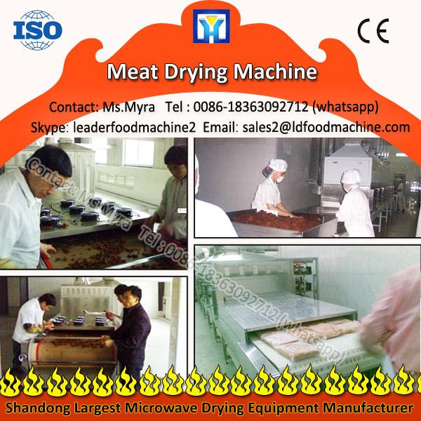 fruit and vegetable drying machine/food processing ginger dehydrator #1 image