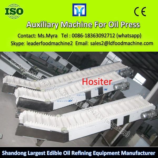 Low residual oil processing machine/soybean extruder machines #1 image