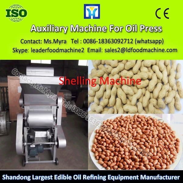 Shandong LD edible oil machinery castor oil press expeller hexane solvent extactor #1 image