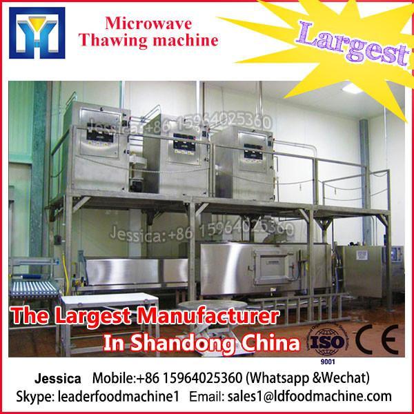 100 KG Capacity Square Shape Fresh Milk Freeze Dryer #4 image