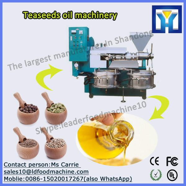Automatic rapeseed oil machine oil pressing machinery oil refinery machine #1 image