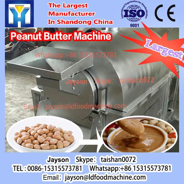 Professional Stainless Steel Peanut Butter / Peanut Butter Making Machine #1 image