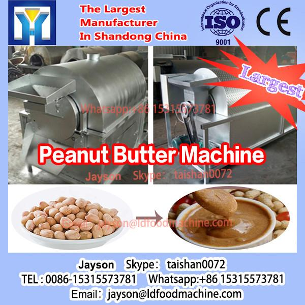 High Efficiency Full Automatic Peanut Butter Machine / Colloidal Mill #1 image