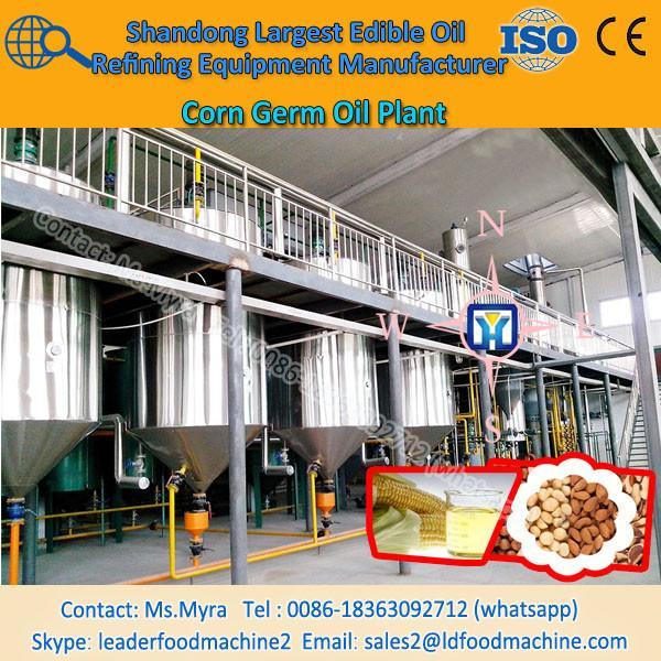 55t/d sesame crude oil refining machine #1 image