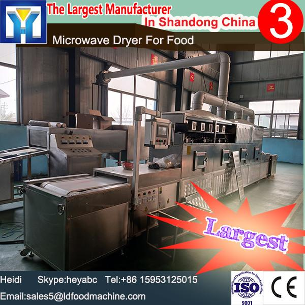 dried fruit drying machine/sterilizer/ microwave equipment for drying nuts #1 image