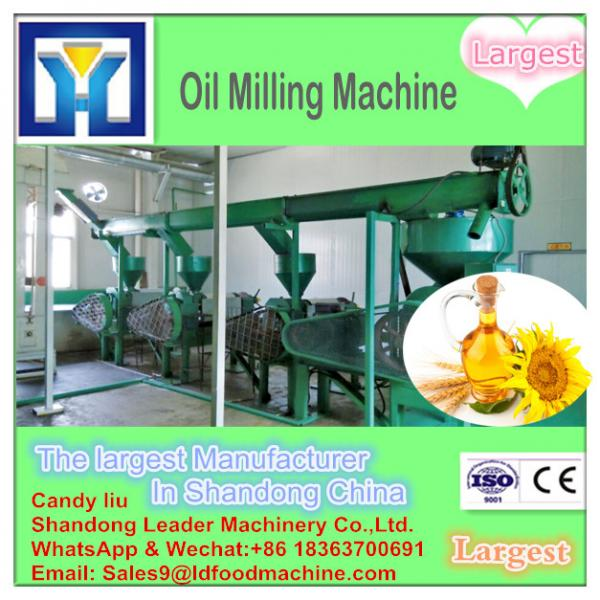 high efficiency 6YL-160 olive oil press machine cold oil press machine for sale #1 image