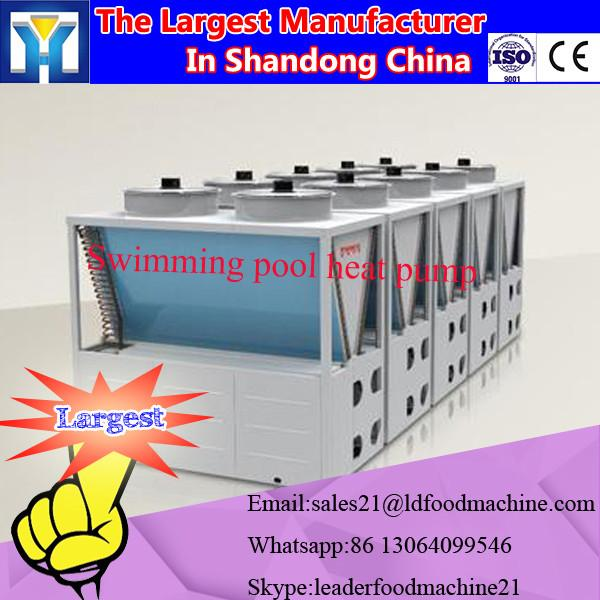large size continuous microwave vacuum dryer for vegetable #3 image