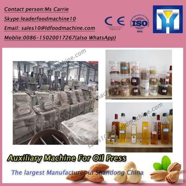100TD Palm Oil Milling Machine Line Edible Oil Refinery Plant #1 image