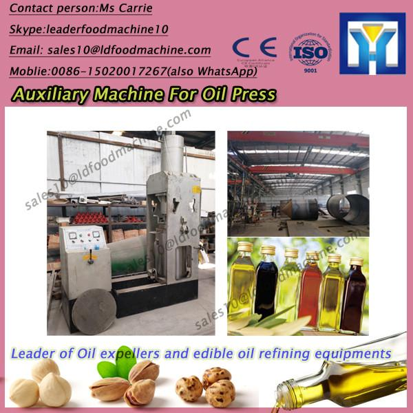 Full continuous sunflower seeds oil refinery machine #1 image