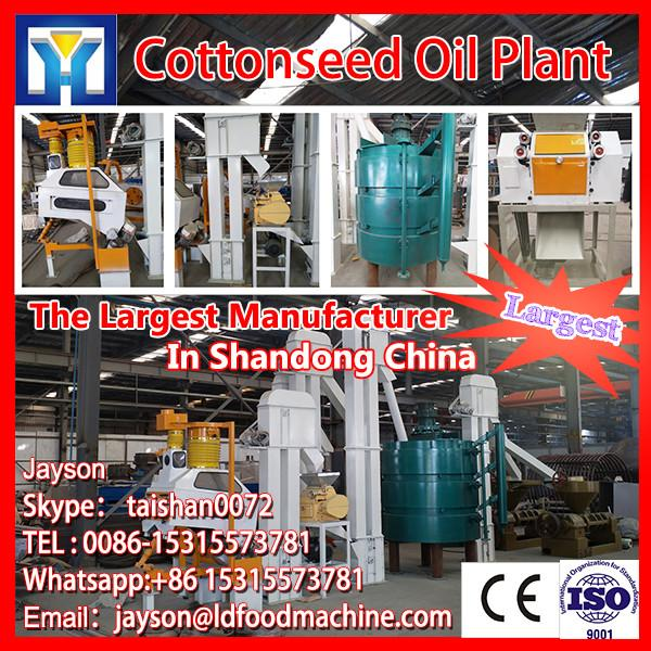 LD popular cottonseed oil extracting plant #1 image