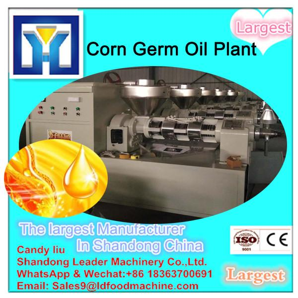 20T/D crude vegetable oil Continuous cooking oil refinery #1 image