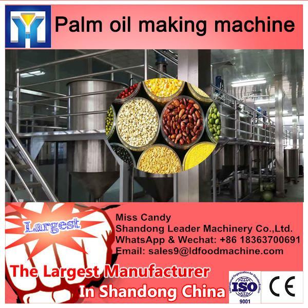 100TPD Crude Palm Kernel Oil Production Line/Palm Kernel Oil Pressing Machine/Palm Kernel Oil Refinery Machine #2 image