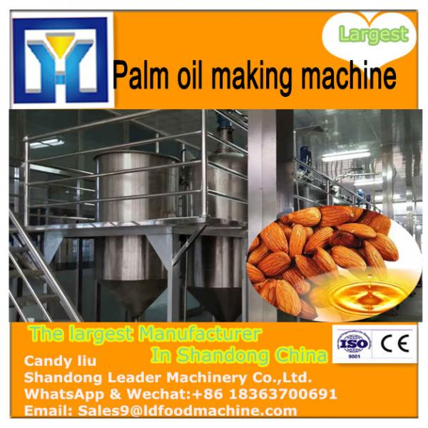 10-30TPD small export palm oil malaysia palm oil refinery plant #1 image