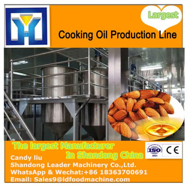 The complete sunflower/cooking oil production line/equipment sunflower oil press oil refinery production line #2 image