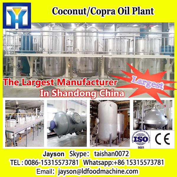 Alibaba China Manufacturer Supplies Coconut Oil Press Machine #1 image