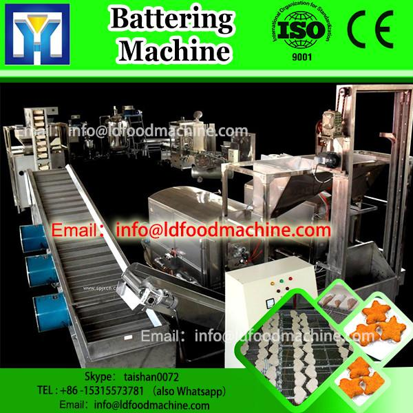 Beef/Meat/Seafood Coating Battering machinery #1 image
