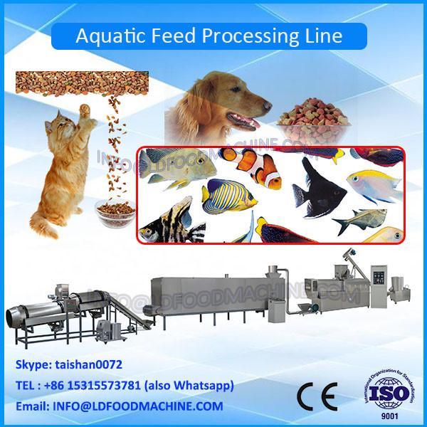 Aquatic fish feed production line / fish feed make machinery /fish feed extrusion #1 image