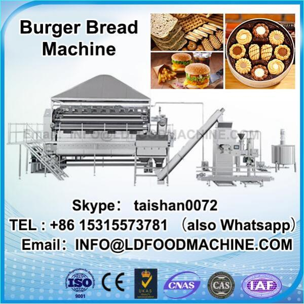 Fully Automatic High speed Soft French and Korean able Bread make machinery #1 image