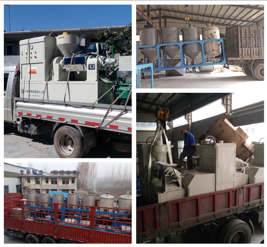 Palm kernel extraction machine/palm kernel oil processing machine
