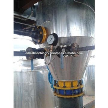Cooking grade automatic oil refining equipment plant