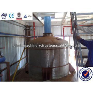 Crude palm oil refinery machine made in india