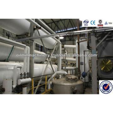 Cotton/corn oil deodorizing equipment plant