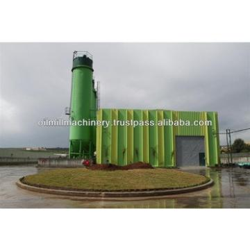 Crude soybean oil refinery plant CE ISO certification made in india