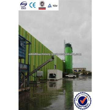 Small scale Batch type Edible Oil Refining Plant 1-30T/D for sale