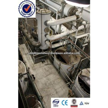 Professional manufacturer soybean oil refining machinery made in india