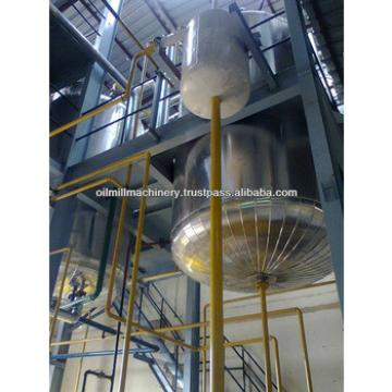 Semi-continuous Palm Oil Refinery Plant