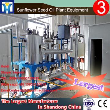 Hot sale and LD service mini crude coconut oil refinery plant