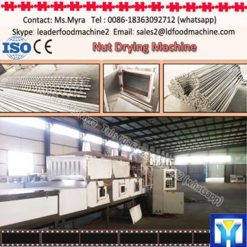 Hot air circulation nuts dryer/drying machine/drying oven