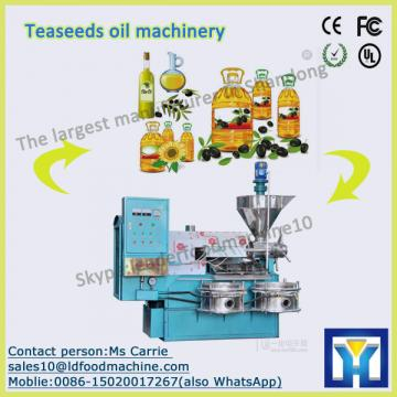 100T/D Continuous and automatic sunflower oil press machine in 2017