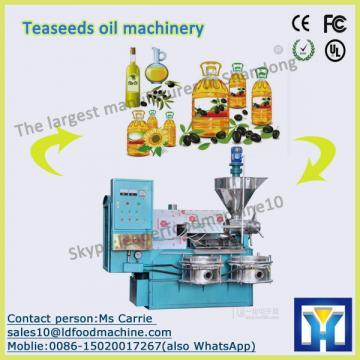 2017 automatic sunflower oil refinery plant 45T/D