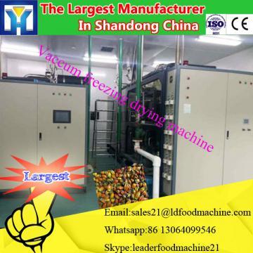 Automatic high capacity tomato pulping machine