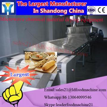 Industrial microwave saffron tray dryer