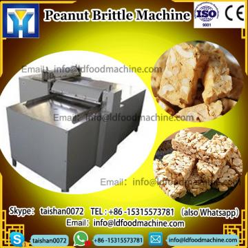 CE Approved Snack Protein MueLDi Peanut candy make machinery Enerable Cereal Bar Production Line