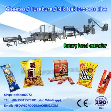 kurkure cheetos nik naks extruder make machinery line pictures