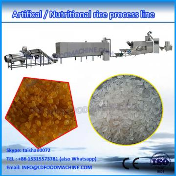 CE Automatic Shandong factory artificial rice make machinery /nutritional rice processing line/artificial rice equipment