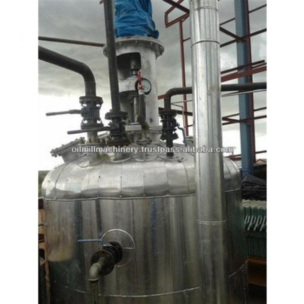 Edible oil refinery plant manufacturer for cooking oil refinery machine #5 image